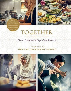 Together cookbook as part of the KD gift guide