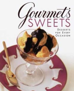 Book cover image of Gourmet Sweets from Amazon